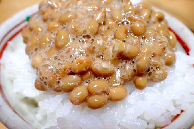 サーファーに納豆アレルギー