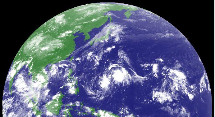 台風17号メーギー