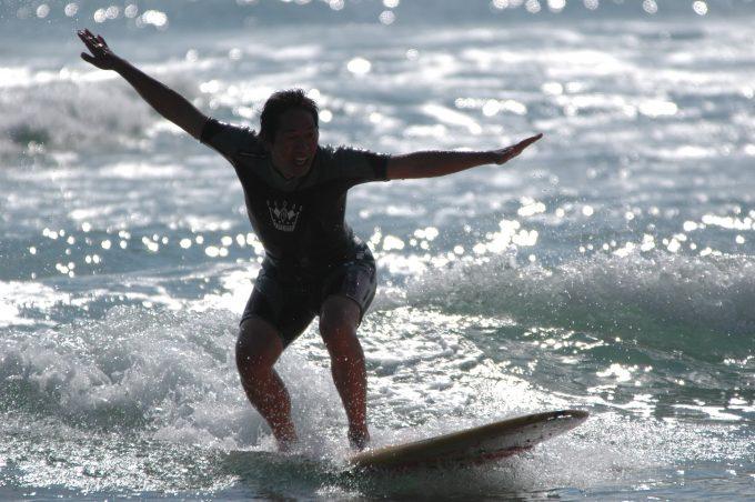 種子島サーフィン映画