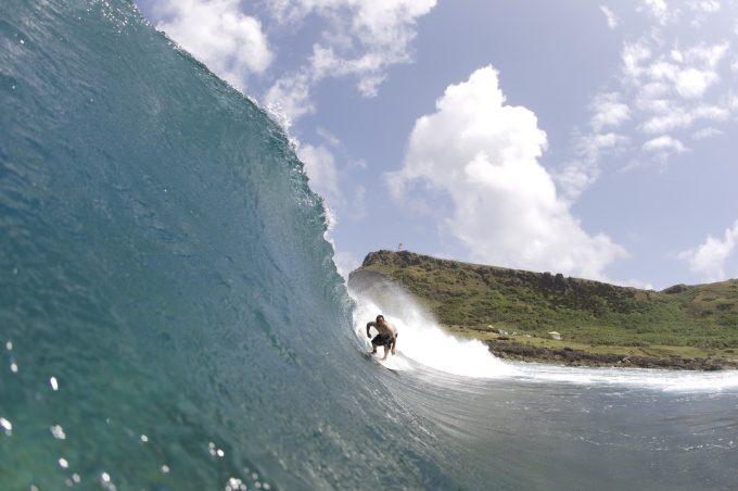 沖縄北部サーフトリップ