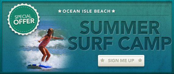 Ocean Isle Beach Surf Camp