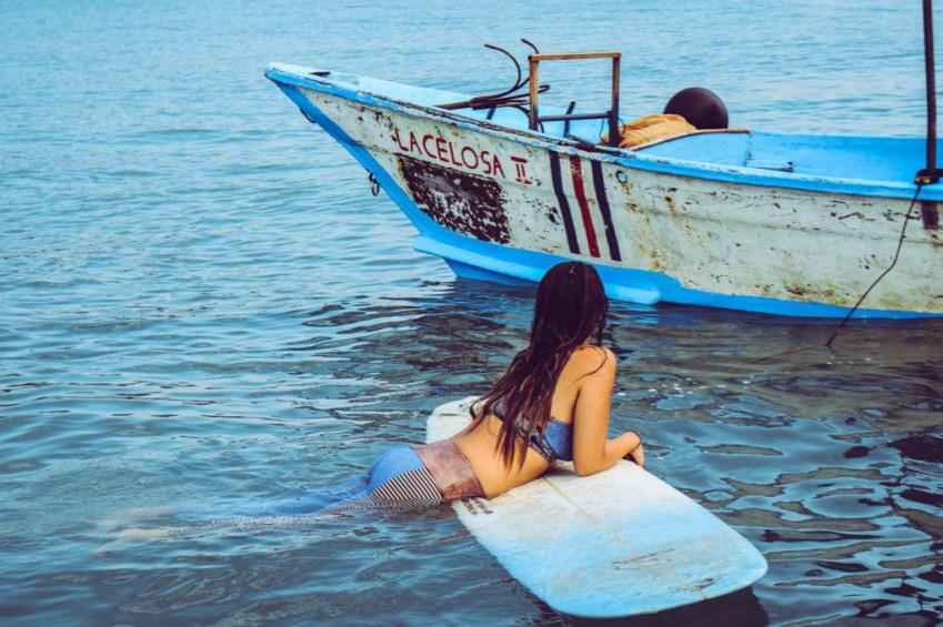 silvia off boat cutie