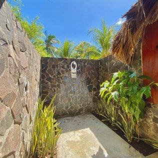 Coco Loco Outdoor Shower