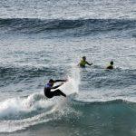 surfing na kanarach