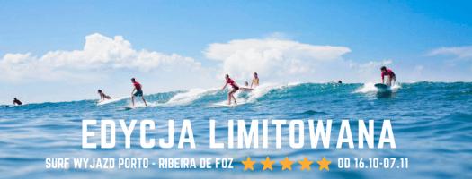 surf wyjazdy porrtugalia