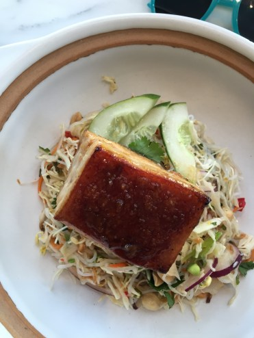 Pork Belly + Thai Salad