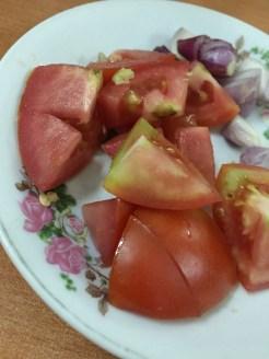 Tomat + Bawang
