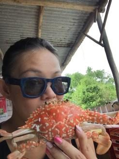 Crab lover (or rajungan, whatever)