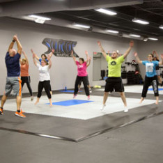 Pulse - Cross Training Aerobic Exercise