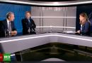 Предвыборные, президентские  дебаты во Франции, о выборах в России, 2018