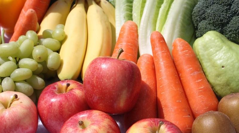фрукты и овощи здорове питание