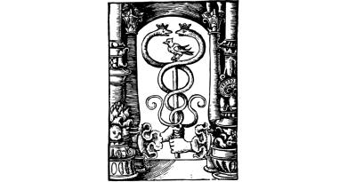 кадуцеус символ медицины