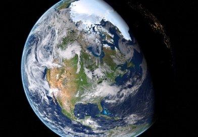 «Машина времени» от Google Earth