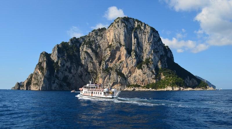 итальянский остров Капри