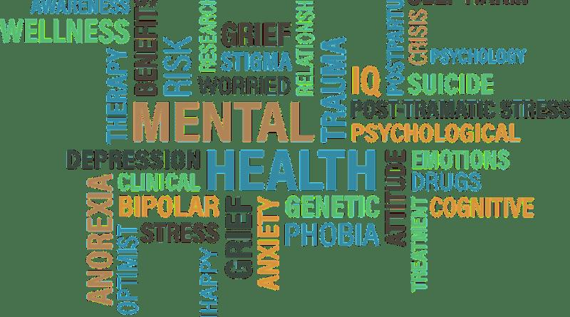 психическое здоровье надписи на английском