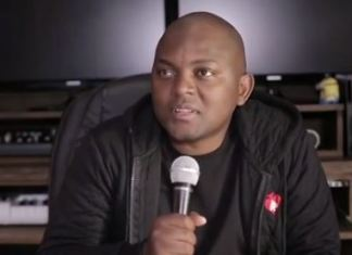 The EFF leader Julius Malema seems to have DJ Euphonik and talk show host Aaron Moloisi in his corner after his last election speech.