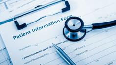 Menu Patient Forms