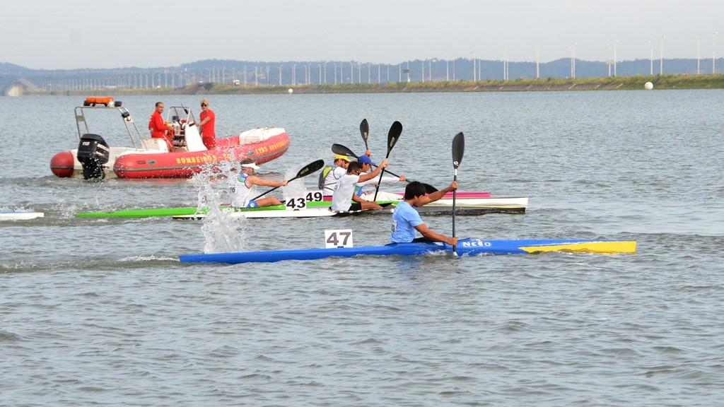 NOTA Equipe de canoagem feminina do DF é destaque em festival internacional