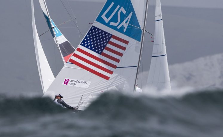 London 2012 - Olympic Games Men's Star - USA - Brian FATIH and Mark MENDELBLATT