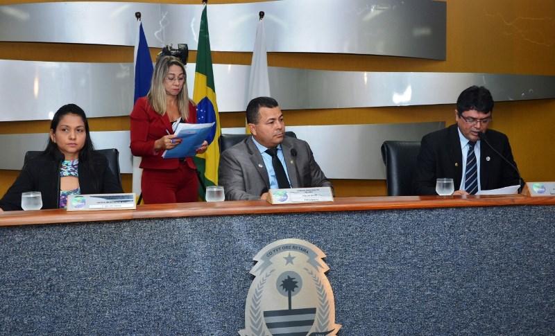 Com destaque para infraestrutura e serviços, pauta desta terça da Câmara de Palmas tem 49 matérias