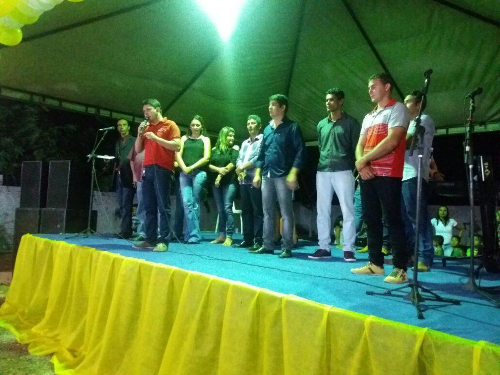 Prefeitura de Barrolândia inaugura Centro de Educação, Cultura, Esporte e Juventude e promove 1ª Quinta Cultural