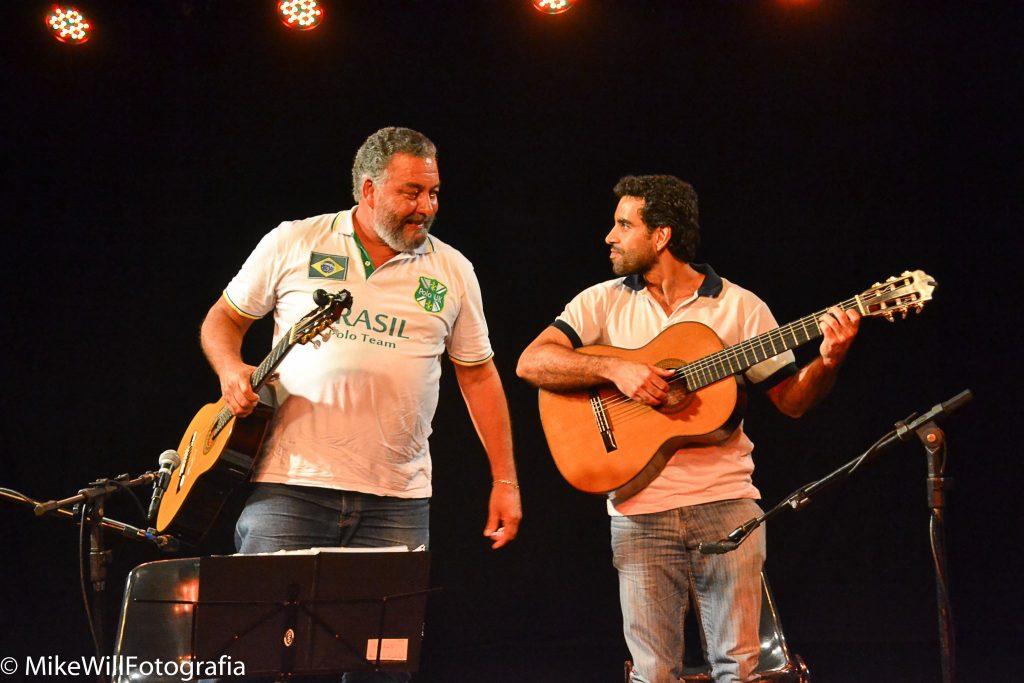 Conversa de Violões une Paulão 7 Cordas e Ramon Araújo no Parque das Ruínas