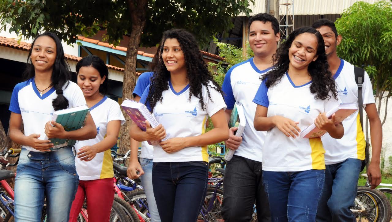 Gestores e coordenadores da rede estadual participam de formação do programa Escola Jovem em Ação