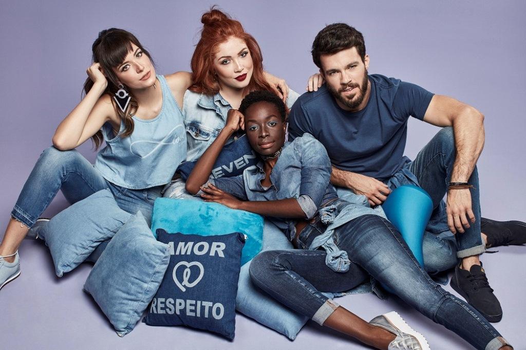 Amor e respeito inspiram coleção inverno 2017 da L.Seven Jeans
