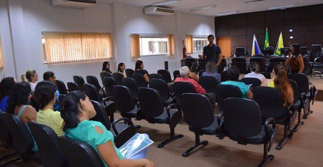 Funcionários Municipais da Saúde participaram de Curso de Acolhimento e reunião ordinária da CIR