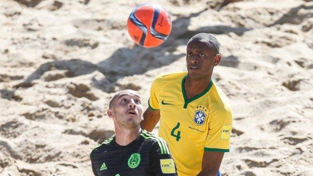 Seis dos 16 pré-convocados para defender o Brasil na Copa do Mundo de Futebol de Areia são do Vasco