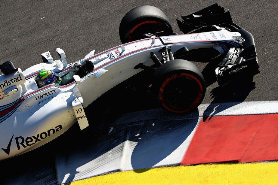 Largando entre as RBR, Massa acredita em bom resultado no domingo em Sochi
