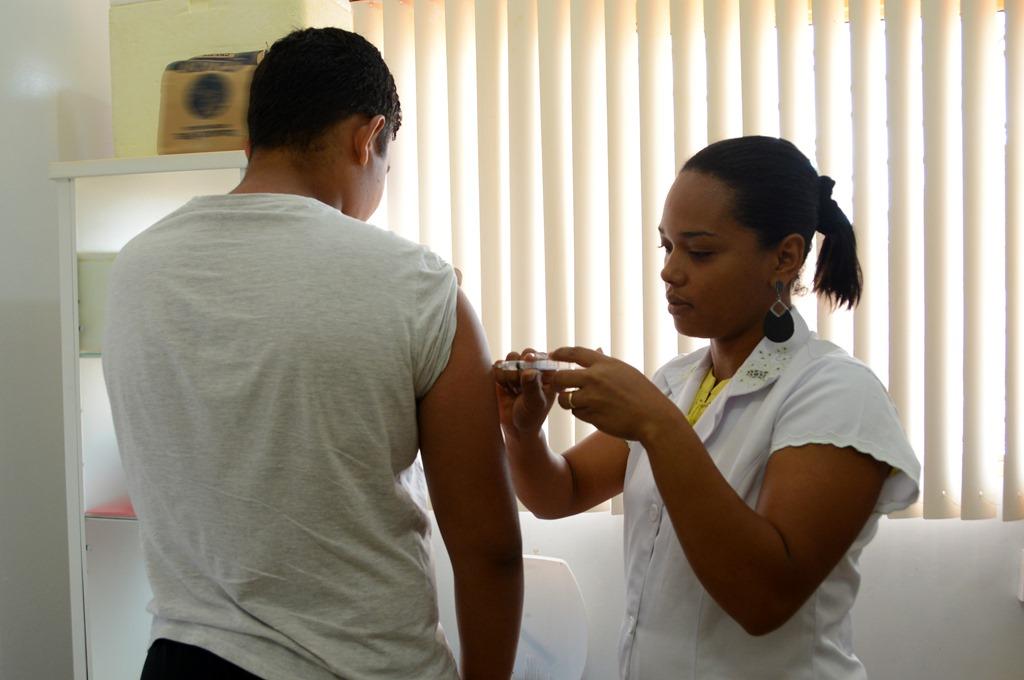 Febre Amarela: Semus segue orientação do MS de administrar apenas uma dose da vacina