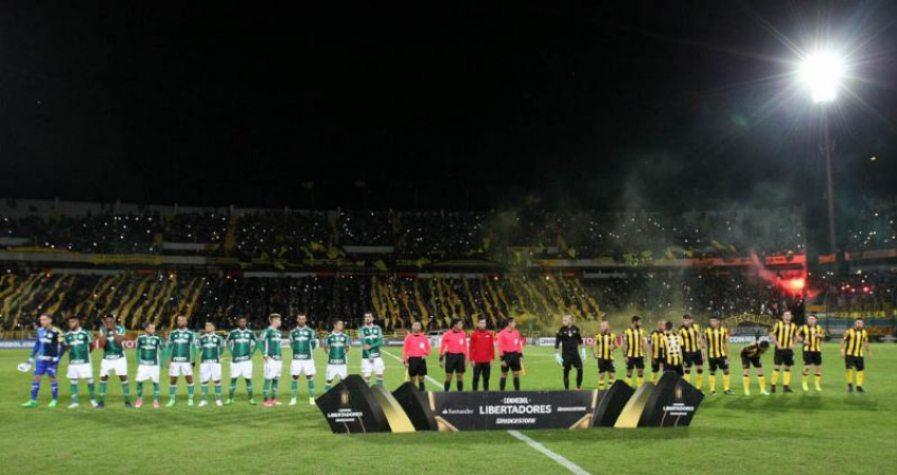 Conmebol pune o Palmeiras com 3 jogos sem torcida como visitante
