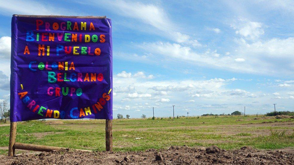 Cidade argentina que está oferecendo terras em troca de moradores