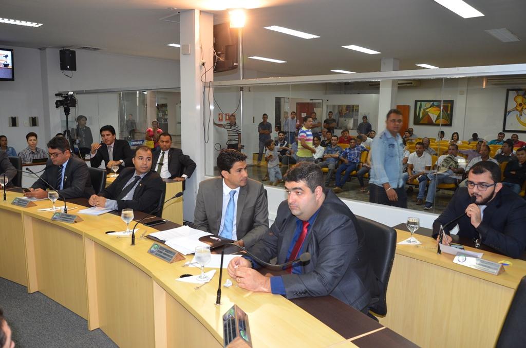 Câmara de Palmas aprova plano de cargos e dá mais um passo para realização de concurso