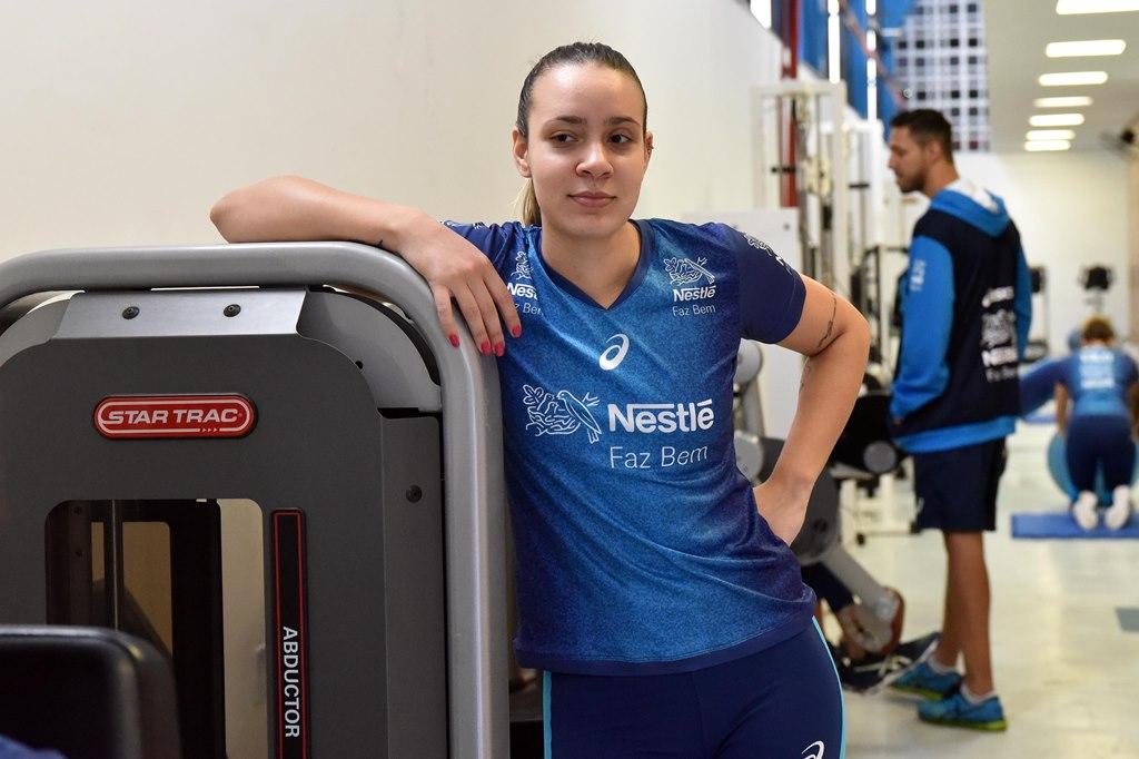 Vôlei Nestlé continua apostando na nova geração do esporte