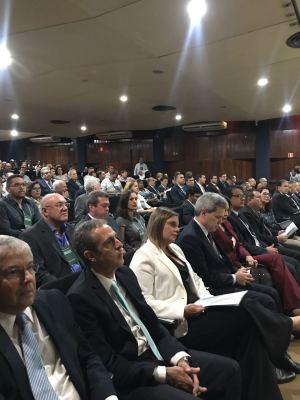 Presidente do Naturatins participa de atividades ligadas ao Meio Ambiente em Brasília e Belém