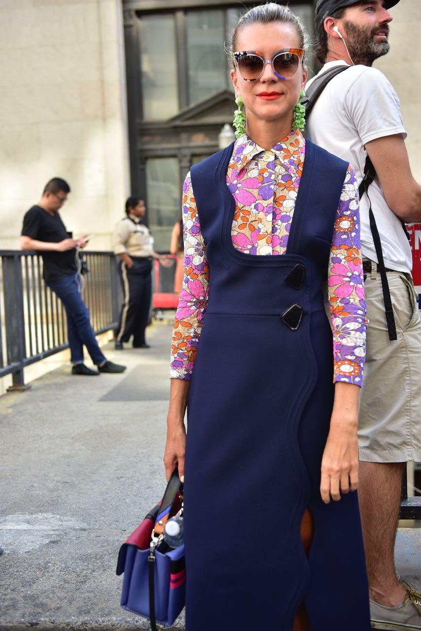Fotógrafo percorre ruas de Nova York para registrar as últimas tendências da moda