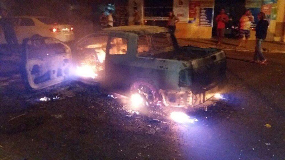 Dois suspeitos de assalto a banco em Gurupi são presos em Araguaína