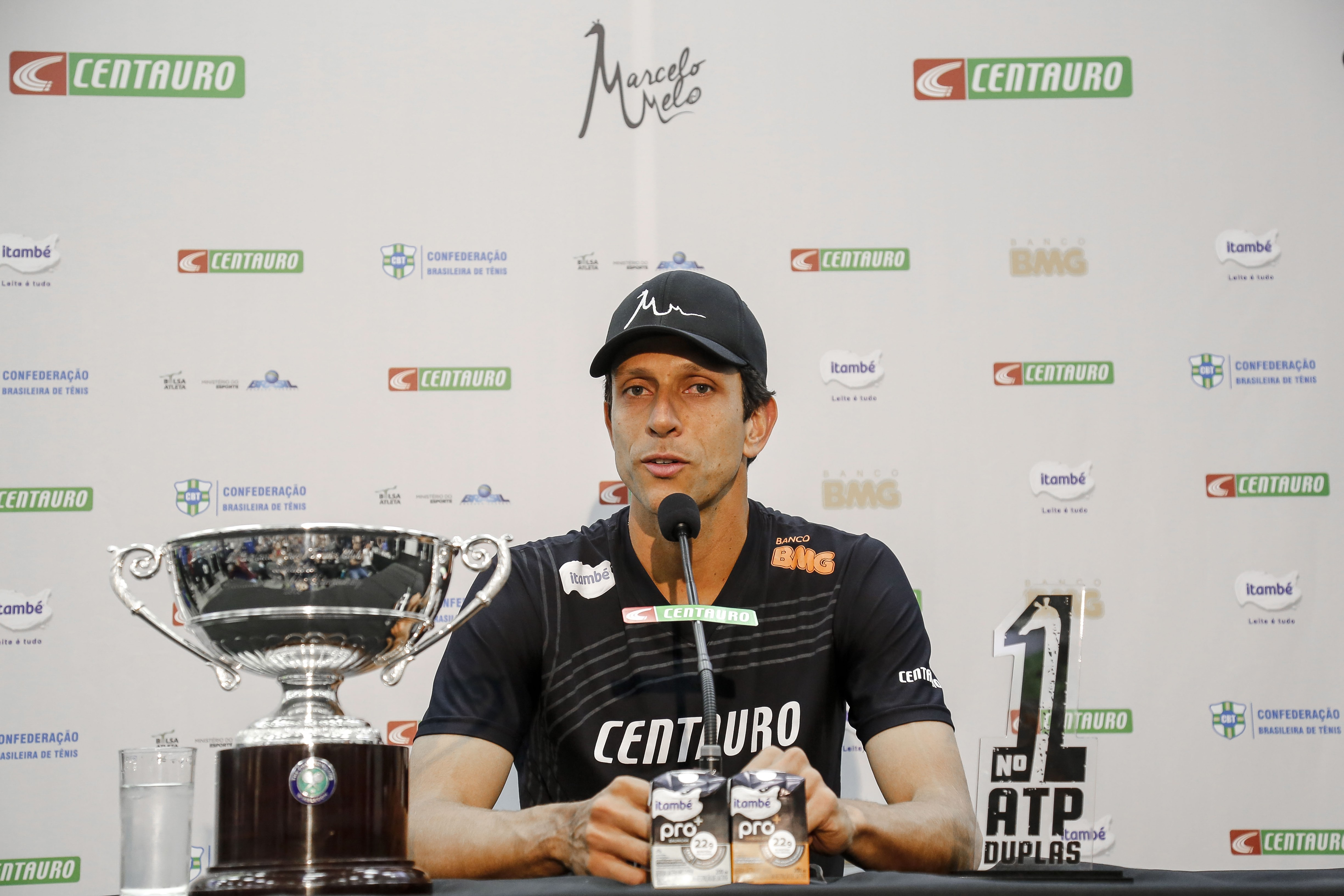 US Open e ATP Finals, novas metas de Marcelo Melo