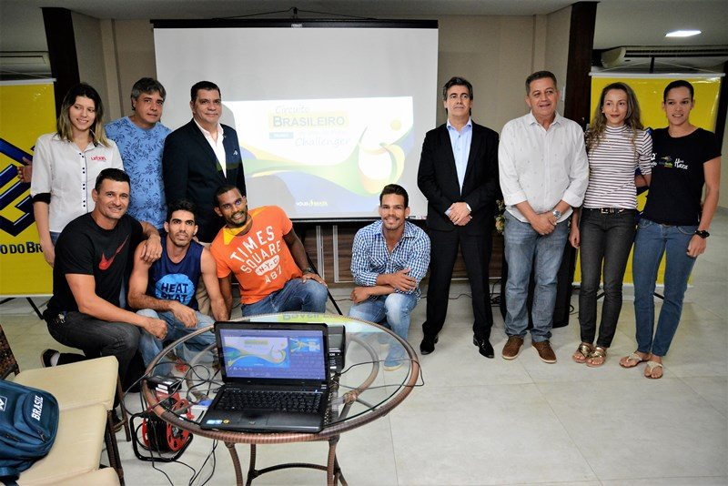 Circuito Nacional Challenger é lançado em Palmas