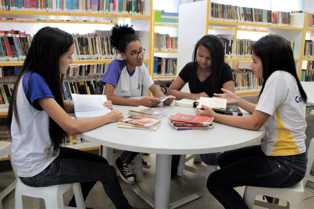 Iniciativa do Centro de Ensino Médio Castro Alves é destaque no portal do Ministério da Educação