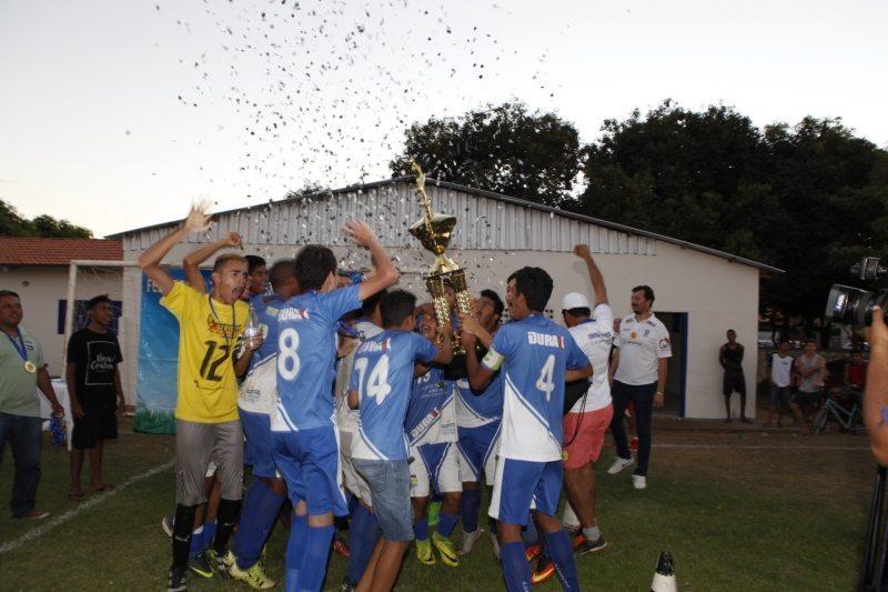 Arne 64 empata com União e é campeão do Estadual Sub-17