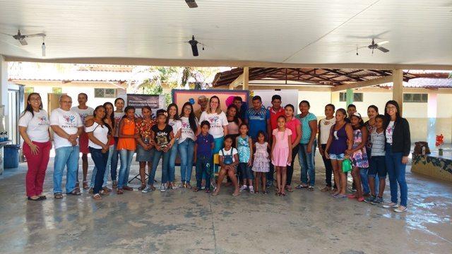Cejusc de Pedro Afonso realiza 1ª Oficina de Parentalidade