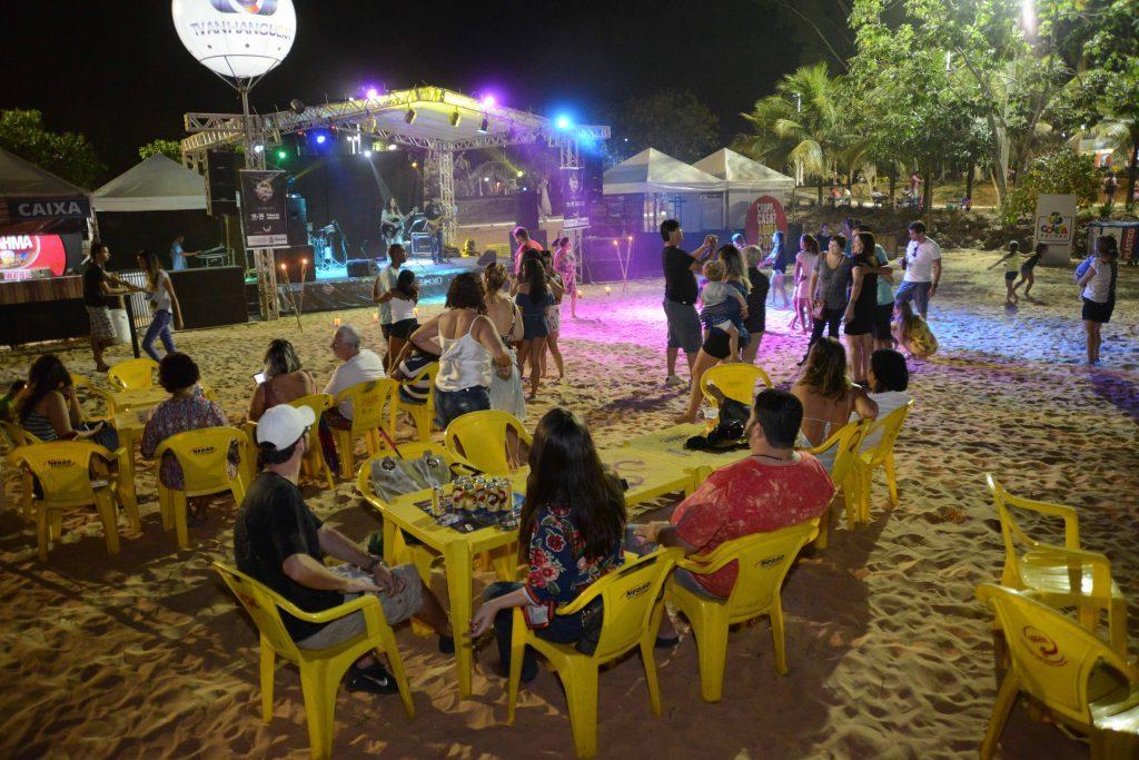 Palmas Praia traz atrações musicais para todos os gostos neste fim de semana