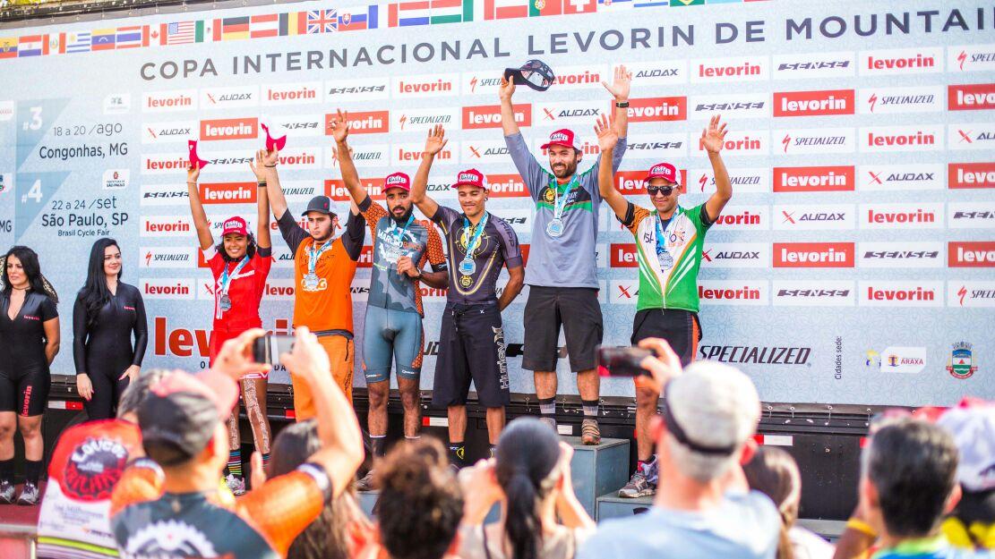 E-bike reúne diversão e adrenalina na prova de Maratona em Congonhas