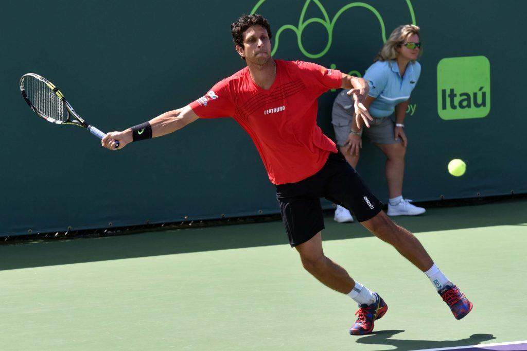 Depois da Davis, Melo disputa três torneios na China