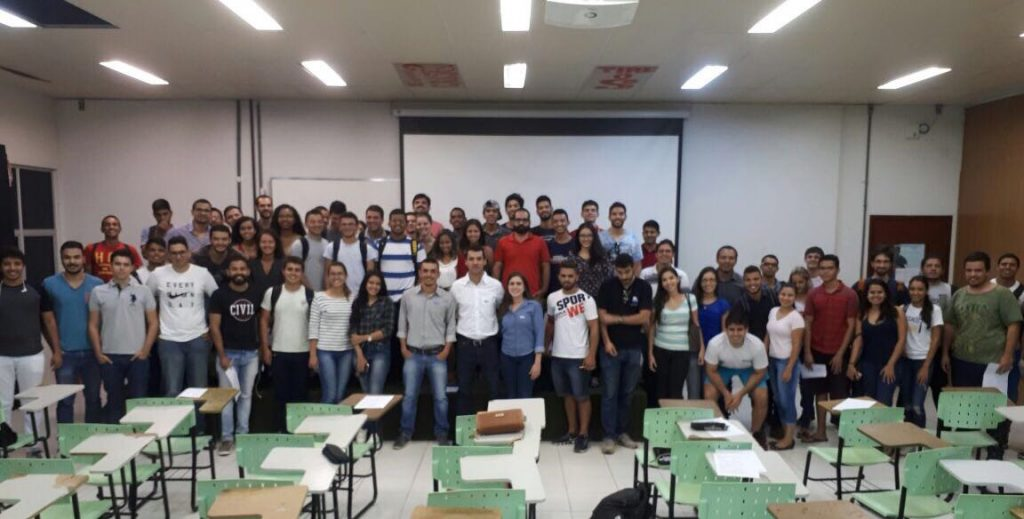 Logística é tema der palestra na Universidade Federal do Tocantins