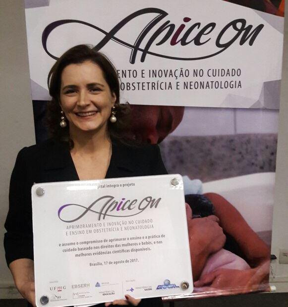 Dona Regina é única maternidade do Tocantins a participar de lançamento de Projeto de Inovação em Obstetrícia