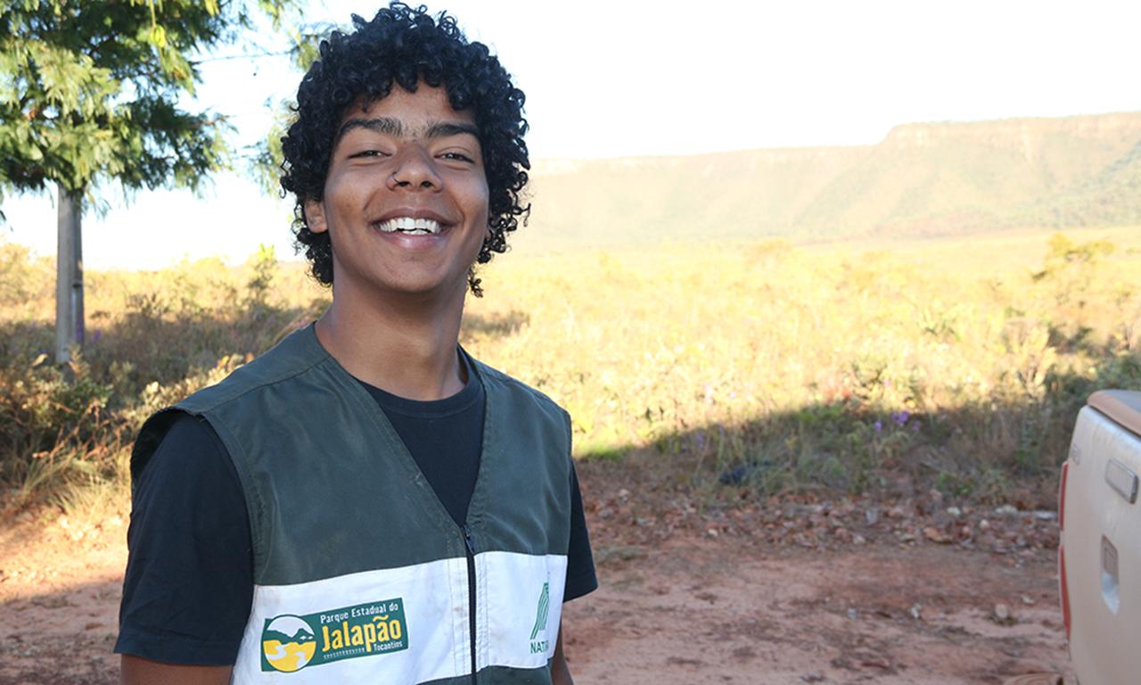 Jovens do interior de São Paulo falam sobre rotina de trabalho voluntário no Jalapão